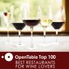 OpenTable Top 100 Best Restaurants for Wine Lovers