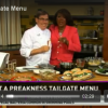 Chef Jacques on WUSA-TV with JC Hayward