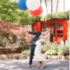 Engagement Photo Shoot featured in Washingtonian