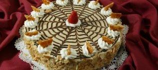 Hazelnut Cake
