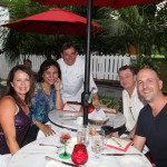 Dining al Fresco at Jacques' Brasserie