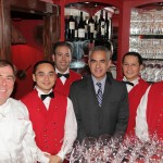Jacques and Bar Rouge Staff