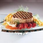 Châteaubriand of Tuna