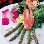 Lobster and Asparagus Salad