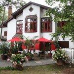 Jacques' Brasserie Summer Terrace