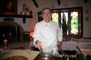 Chef Jacques Cooking Demo