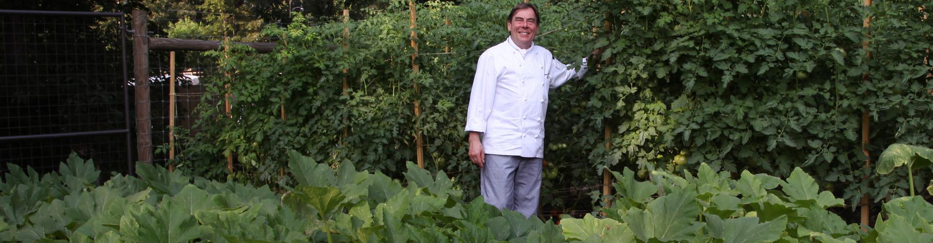 Organic Kitchen Gardens