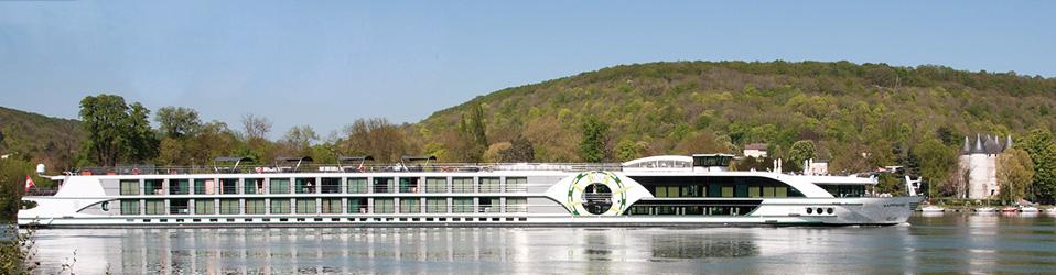 2019 International River Cruises - L'Auberge Chez François