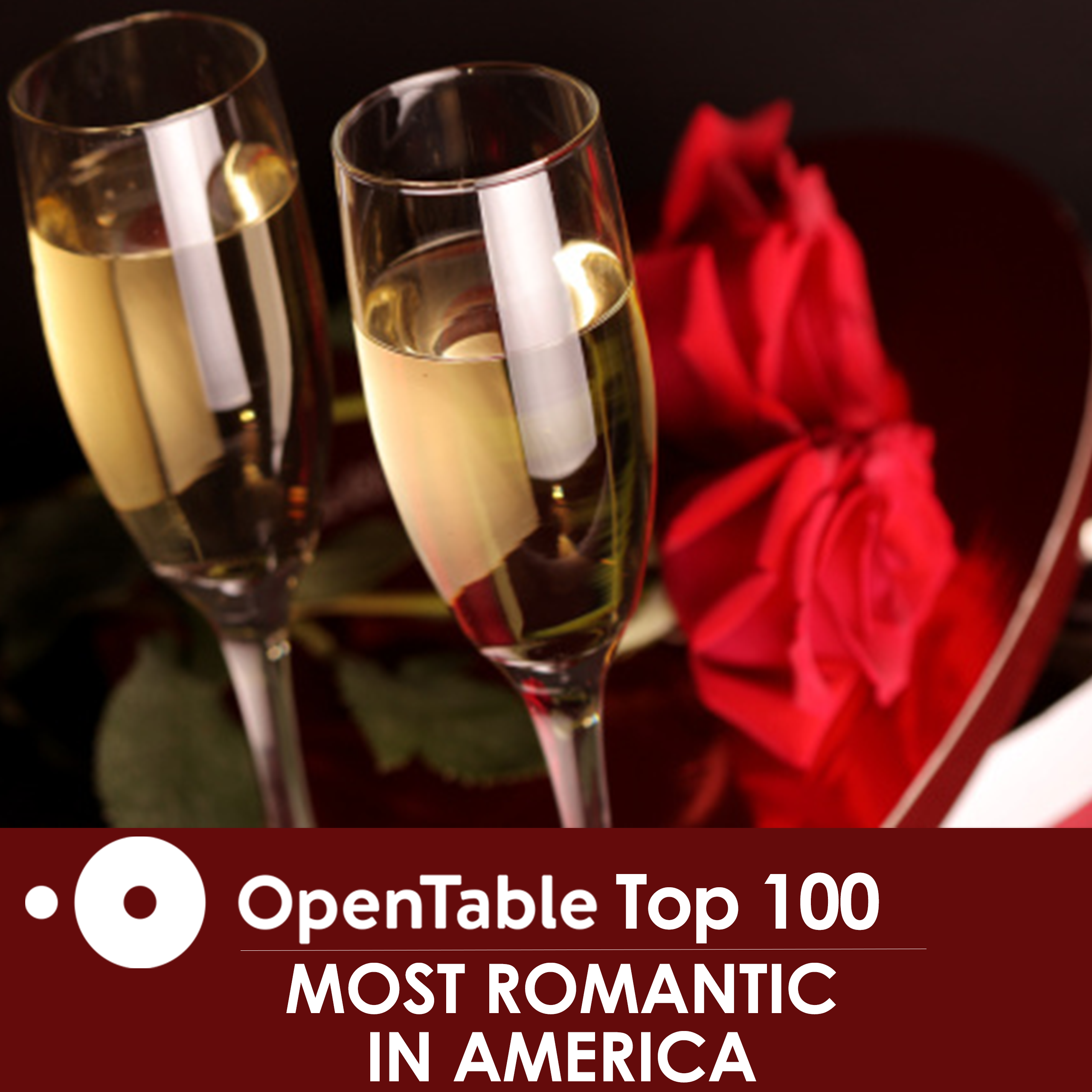 OpenTable Most Romantic
