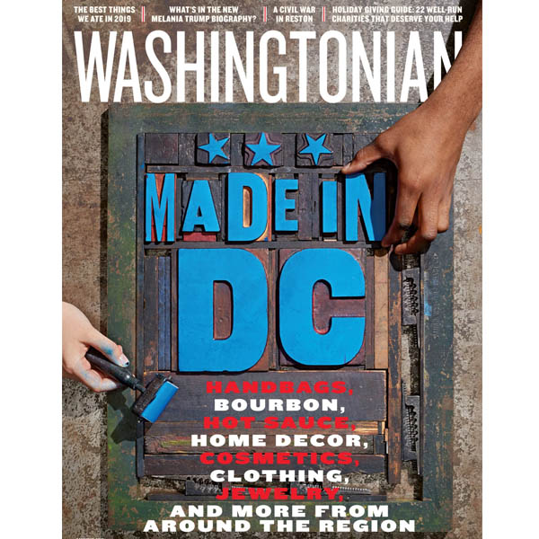 Washingtonian Dec 2019