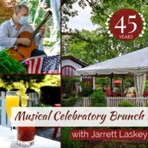 Anniversary Musical Brunch with Jarrett Laskey
