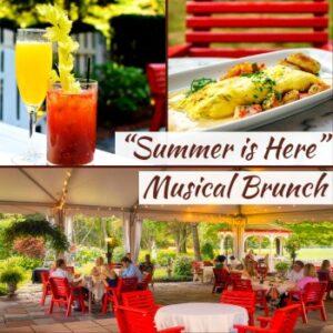 summer is here musical brunch