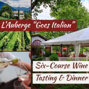 LCF Goes Italian Wine Dinner