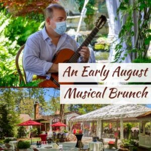 early august musical brunch